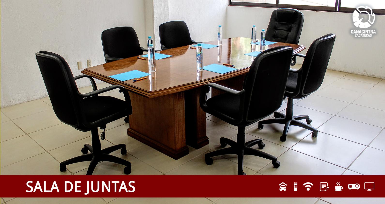 Sala de Juntas Canacintra Zacatecas